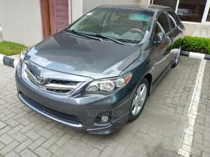 Toyota Corolla 2013 Gray   Cars for sale in Lagos State, Yaba