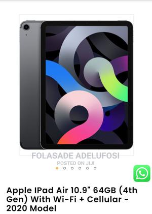 New Apple iPad Air (2020) Wi-Fi 64 GB Silver | Tablets for sale in Lagos State, Magodo