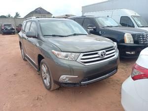 Toyota Highlander 2011 Limited Green | Cars for sale in Lagos State, Ikeja