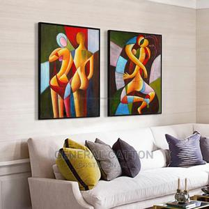 Abstract Canvas Painting | Arts & Crafts for sale in Lagos State, Victoria Island
