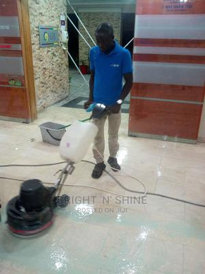 Marble, Granite Polishing and Crystallization   Cleaning Services for sale in Lagos State, Lekki