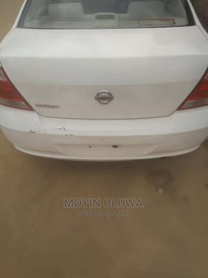 Nissan Sunny 2007 White | Cars for sale in Lagos State, Abule Egba
