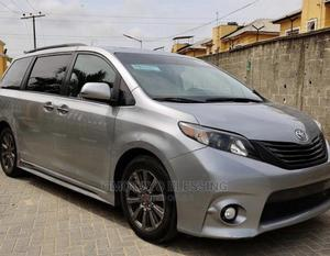 Toyota Sienna 2017 Silver | Cars for sale in Lagos State, Lekki