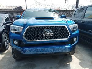 Toyota Tacoma 2018 TRD Sport Blue   Cars for sale in Lagos State, Amuwo-Odofin