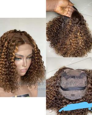 Brown Kinky Curls   Hair Beauty for sale in Lagos State, Ikeja