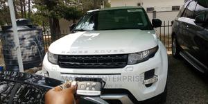 Land Rover Range Rover Evoque 2012 White | Cars for sale in Abuja (FCT) State, Central Business Dis