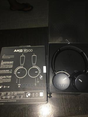 AKG Y500 Wireless Headphones | Headphones for sale in Rivers State, Port-Harcourt