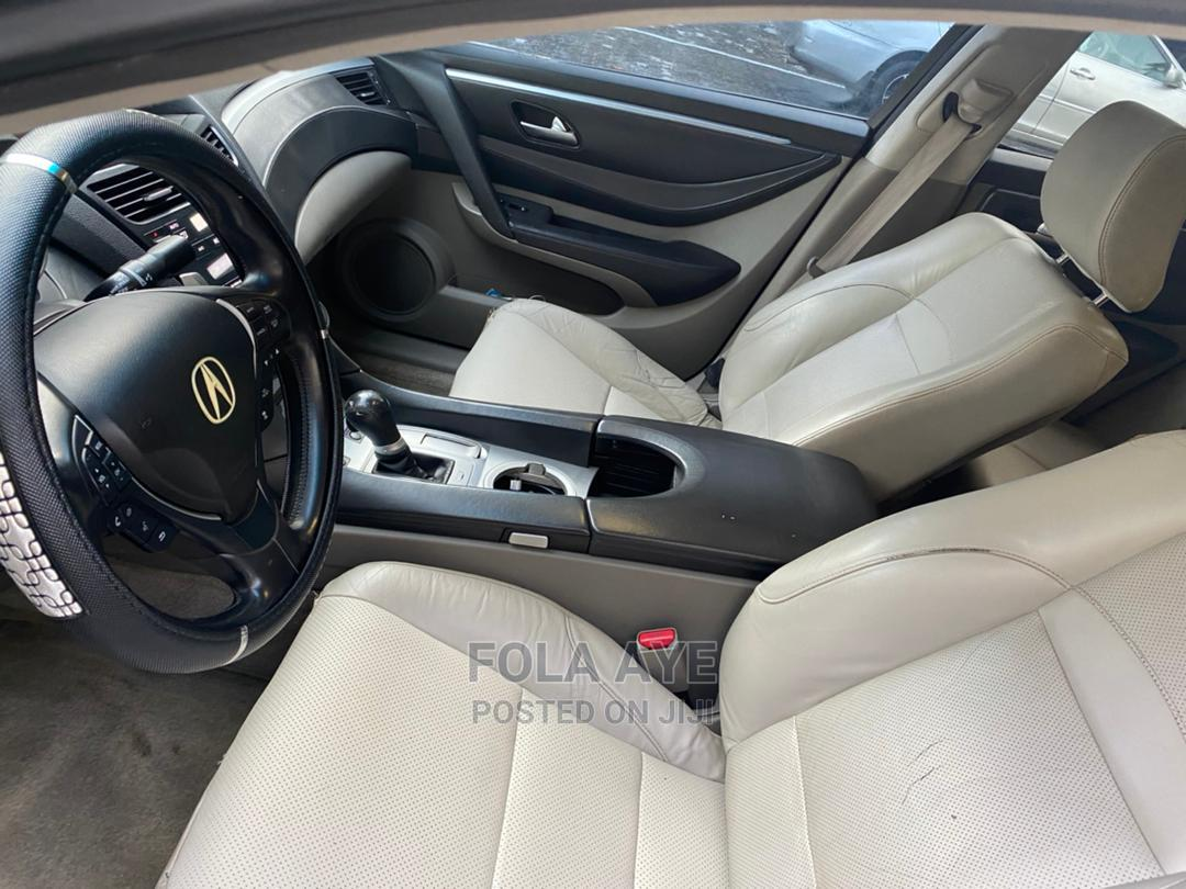 Acura ZDX 2011 Base AWD Green | Cars for sale in Lekki, Lagos State, Nigeria