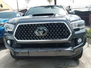 Toyota Tacoma 2018 TRD Sport Gray | Cars for sale in Lagos State, Amuwo-Odofin