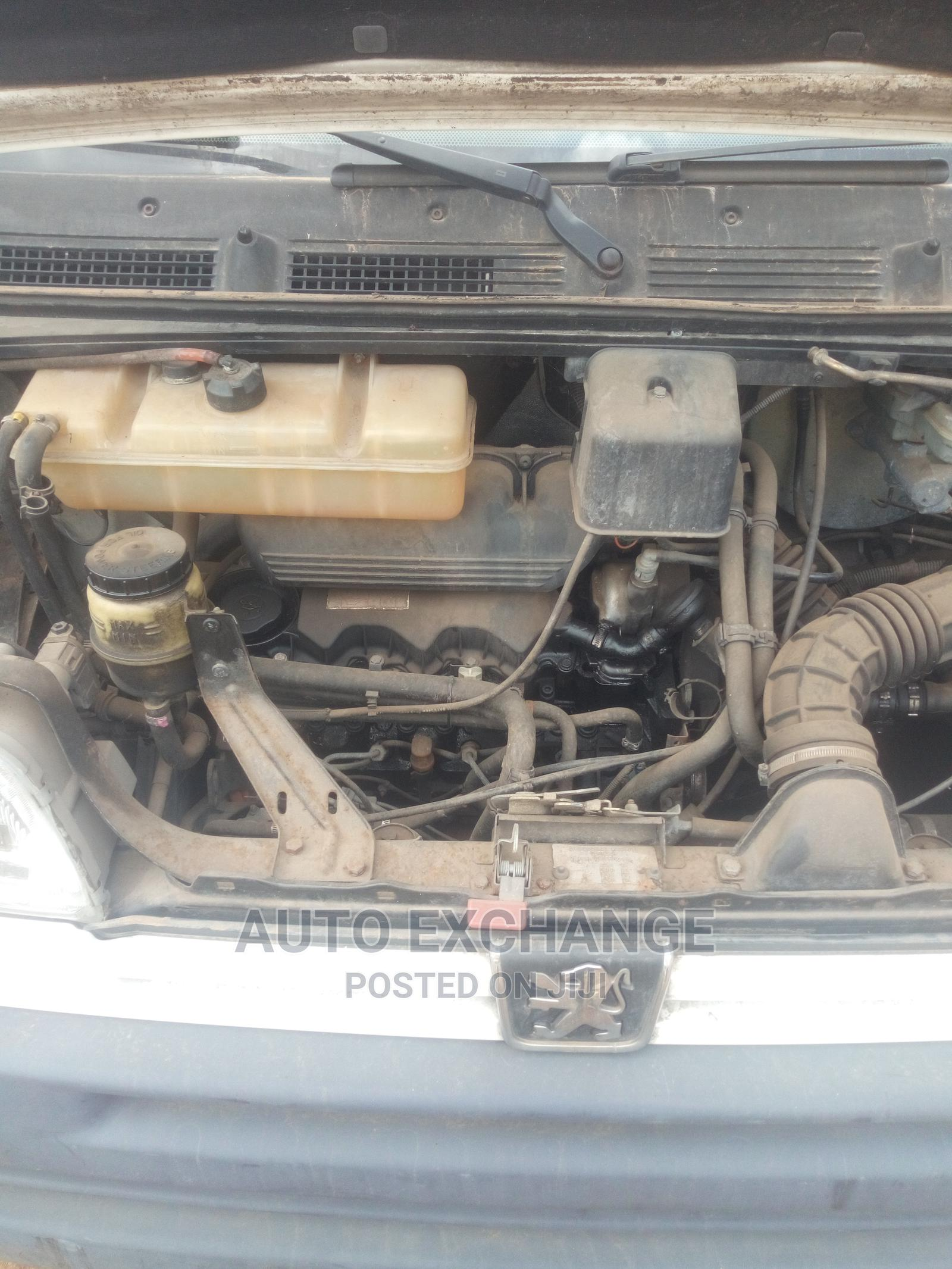 Archive: Peugeot Boxer