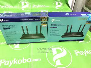 Tp-link Wifi 6 Router AX1800 Smart Wifi Router | Networking Products for sale in Lagos State, Ikeja