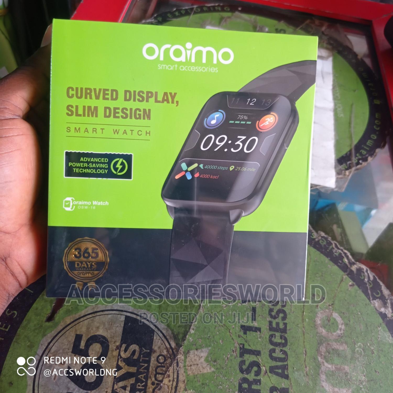 Oraimo Smart Watch Osw-16