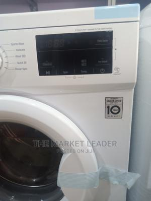 LG Front Load Automatic Washing Machine 6.5kg   Home Appliances for sale in Oyo State, Ibadan