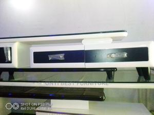 Tv Stand Glass   Furniture for sale in Lagos State, Ikeja