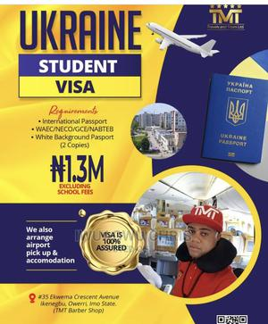 Study And Live In Ukraine | Travel Agents & Tours for sale in Rivers State, Port-Harcourt
