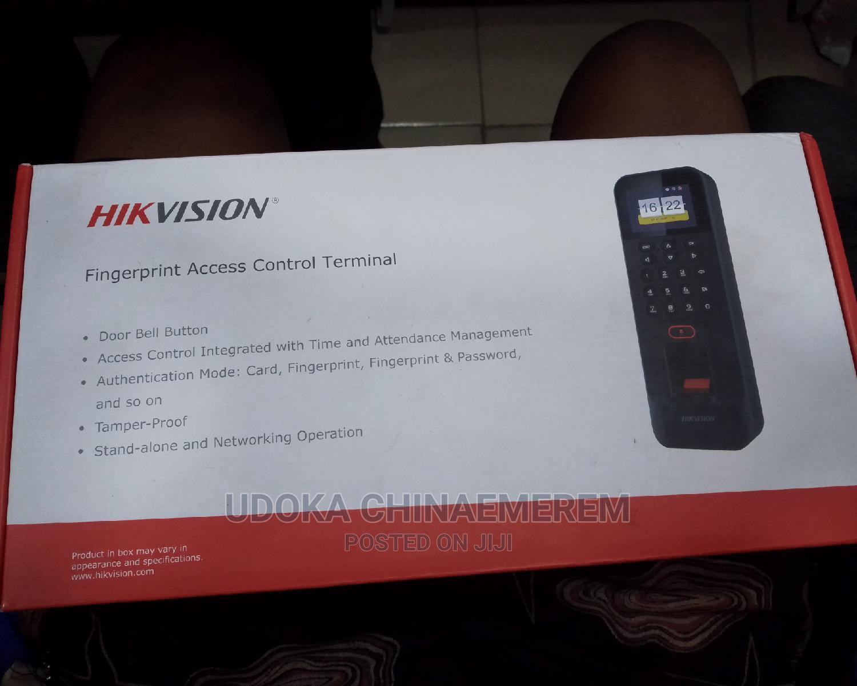 Hik Vision Fingerprint Access Control Terminal