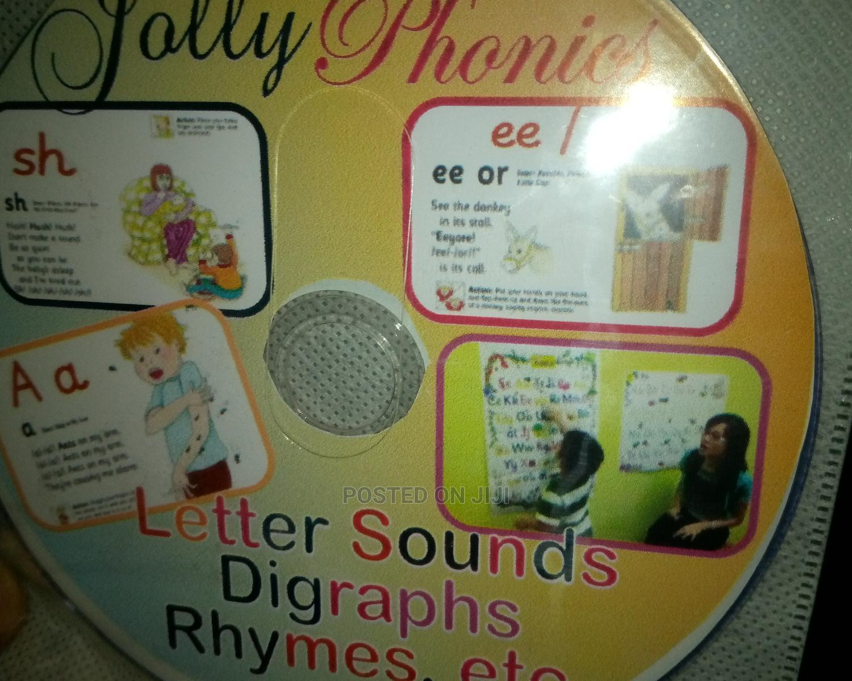 Jolly Phonics Dvds