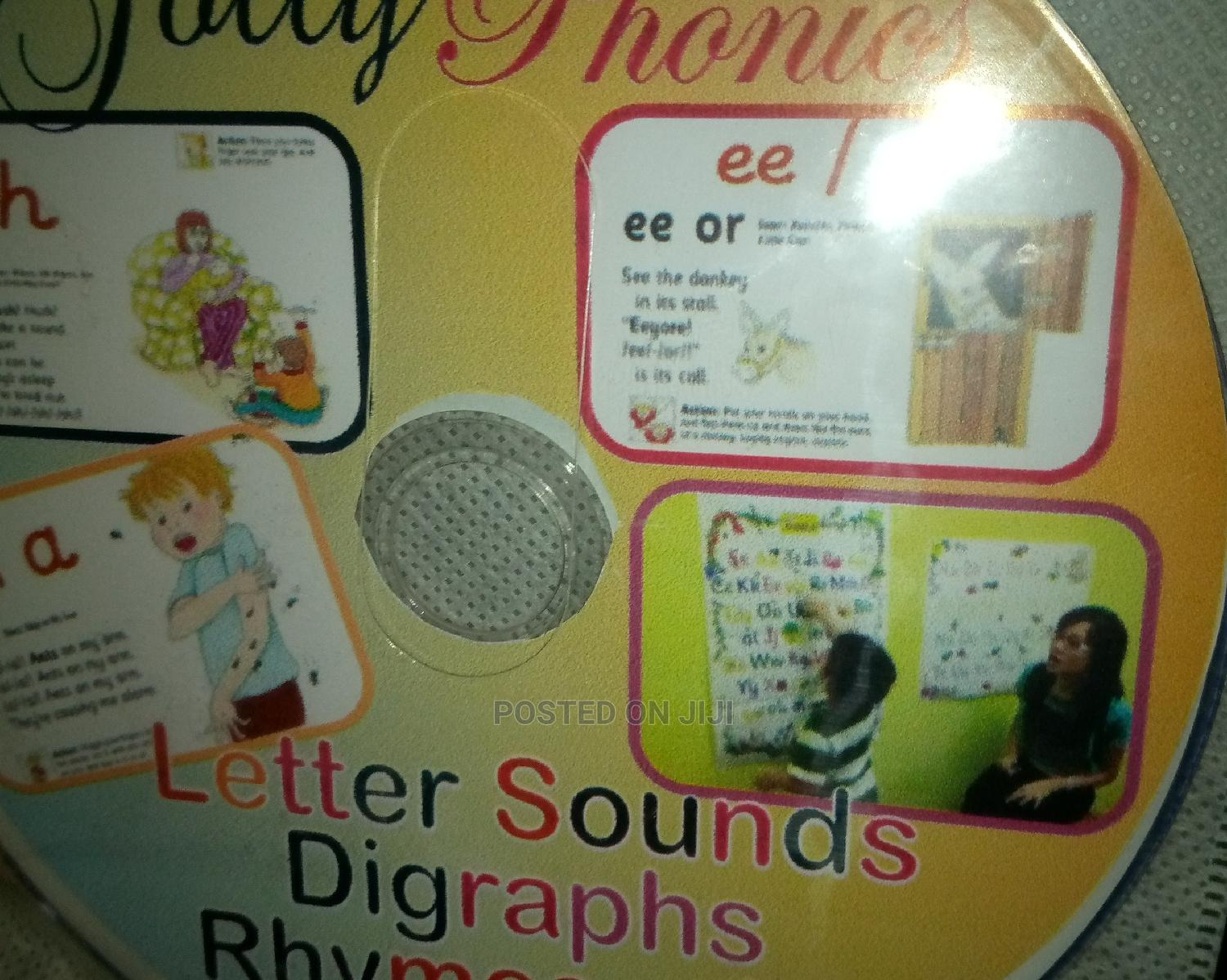 Jolly Phonics Dvds | CDs & DVDs for sale in Agege, Lagos State, Nigeria