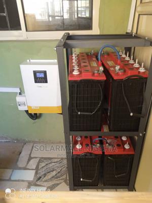 Complete 5kva 48v Hybrid Inverter Installation   Solar Energy for sale in Lagos State, Lekki
