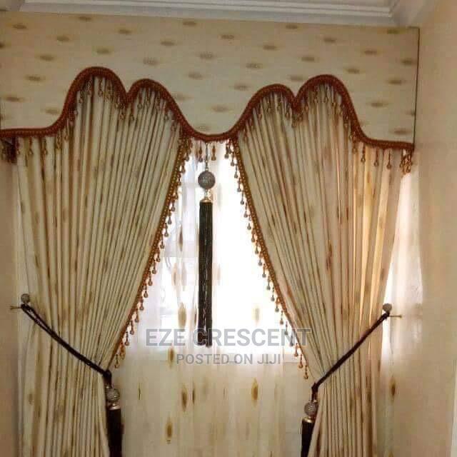 Turkish Curtains