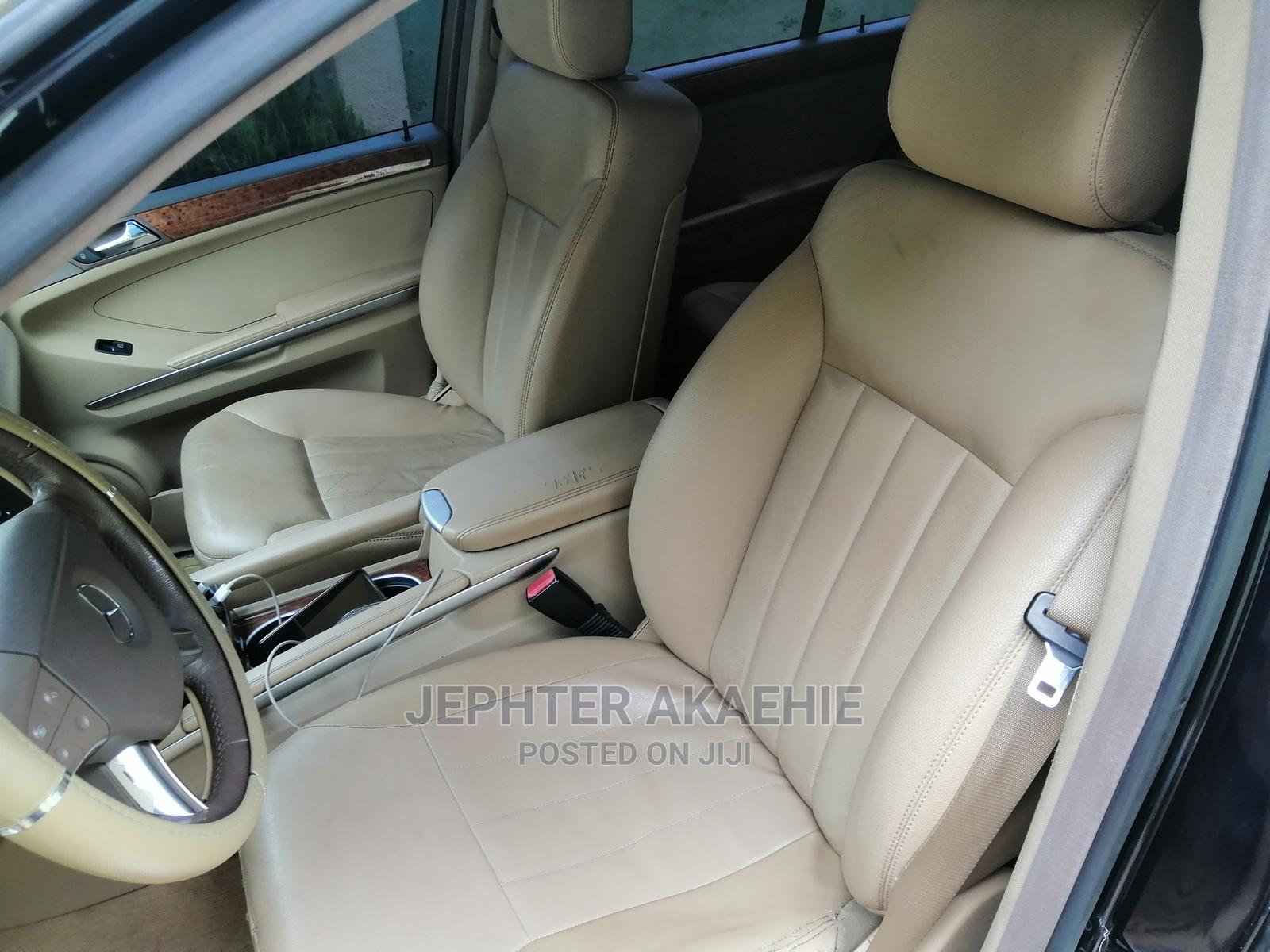 Archive: Mercedes-Benz M Class 2006 Blue