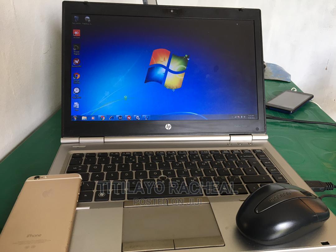 Archive: Laptop HP EliteBook 8460P 6GB Intel Core I5 HDD 256GB