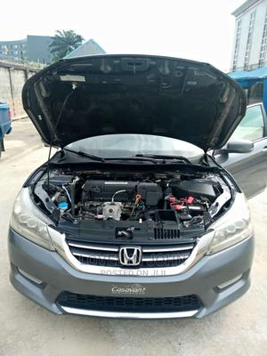 Honda Accord 2013 Gray | Cars for sale in Rivers State, Port-Harcourt