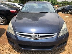 Honda Accord 2007 Sedan LX Automatic Blue   Cars for sale in Abuja (FCT) State, Gwarinpa