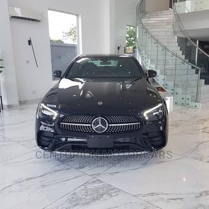 New Mercedes-Benz E350 2021 Black   Cars for sale in Lagos State, Victoria Island