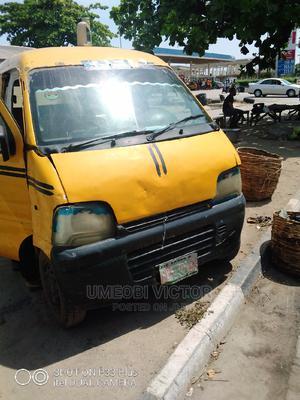 Suzuki EV 1998 Yellow | Buses & Microbuses for sale in Lagos State, Amuwo-Odofin