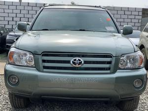 Toyota Highlander 2007 V6 Green | Cars for sale in Lagos State, Ikeja
