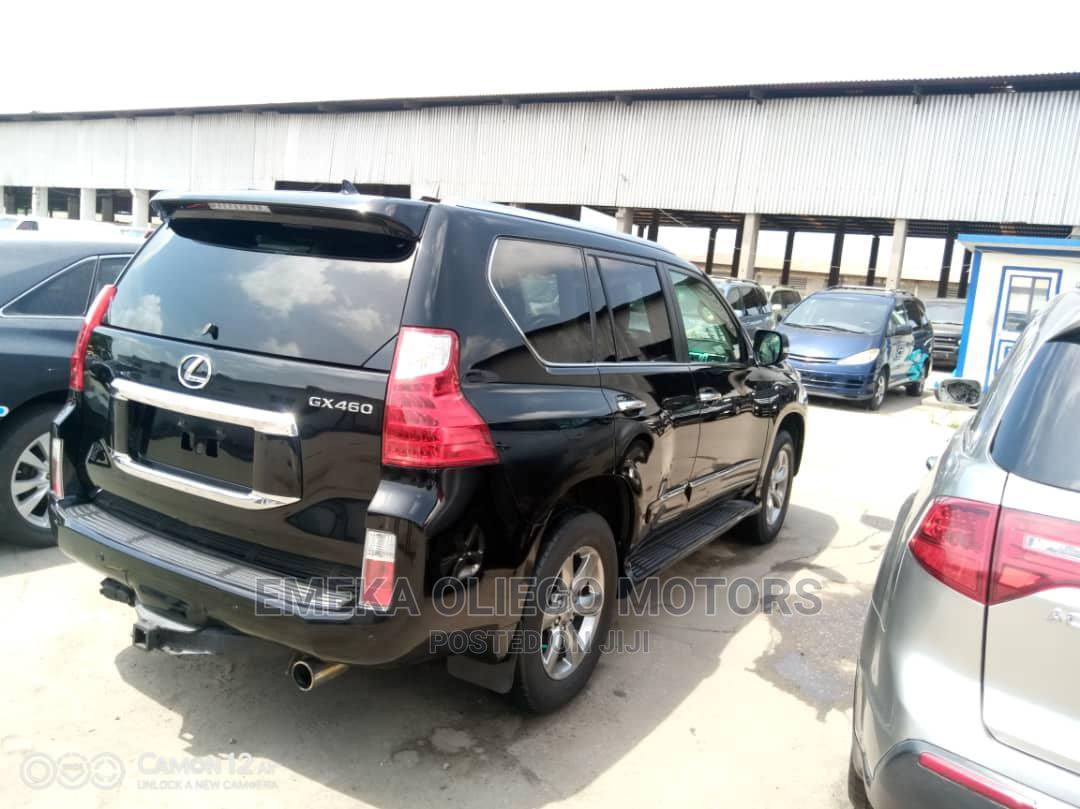 Lexus GX 2012 460 Premium Black | Cars for sale in Amuwo-Odofin, Lagos State, Nigeria