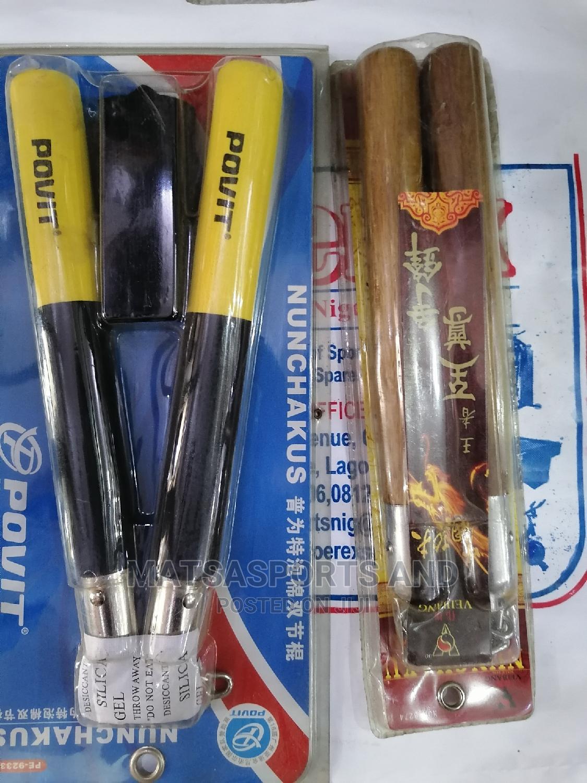 Nunchaku or Dragon Stick