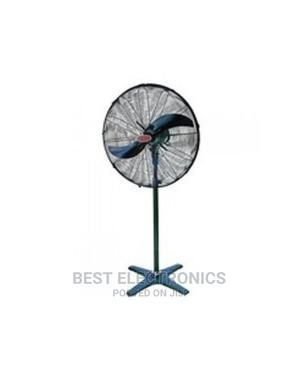 """Ox Industrial Standing Fan 26"""" 