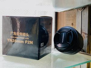 Wide Angle Prime Lens | Accessories & Supplies for Electronics for sale in Lagos State, Ilupeju