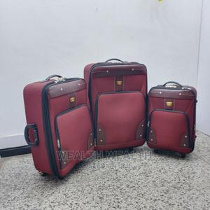 Standard Wine Swiss Polo Luggage Bag | Bags for sale in Lagos State, Ikeja