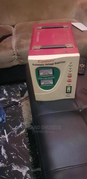 5000v Century Stabilizer For Sale   Electrical Equipment for sale in Edo State, Benin City