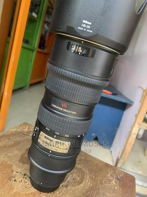 Nikon Lens 70-200 F2.8 | Accessories & Supplies for Electronics for sale in Lagos State, Oshodi