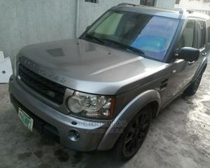 Land Rover Discovery 2012 Silver   Cars for sale in Lagos State, Ikeja