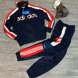 High Quality ADIDAS TRACKSUIT for Men   Clothing for sale in Abuja (FCT) State, Maitama
