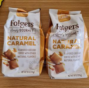 Folgers Simply Gourmet Natural Flavored Ground Coffee 283g | Meals & Drinks for sale in Lagos State, Lekki
