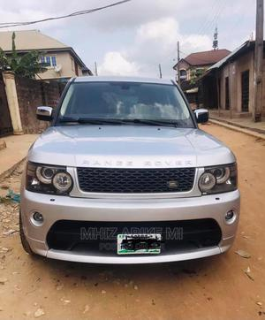 Land Rover Range Rover Sport 2008 Silver   Cars for sale in Lagos State, Alimosho