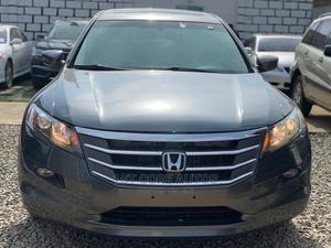 Honda Accord CrossTour 2010 EX-L AWD Gray | Cars for sale in Lagos State, Ikeja