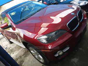 BMW X6 2012 Red | Cars for sale in Abuja (FCT) State, Garki 2