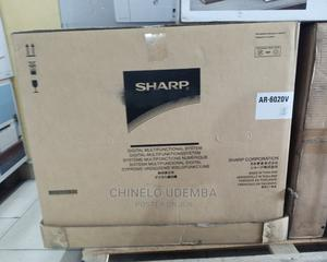 Sharp Ar 6020V Copier   Printers & Scanners for sale in Rivers State, Port-Harcourt