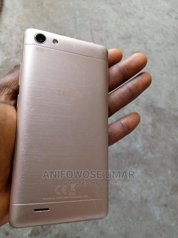 Tecno WX3 P 8 GB Gold | Mobile Phones for sale in Atiba, Oyo State, Nigeria