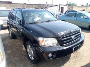 Toyota Highlander 2006 Limited V6 Black   Cars for sale in Lagos State, Apapa