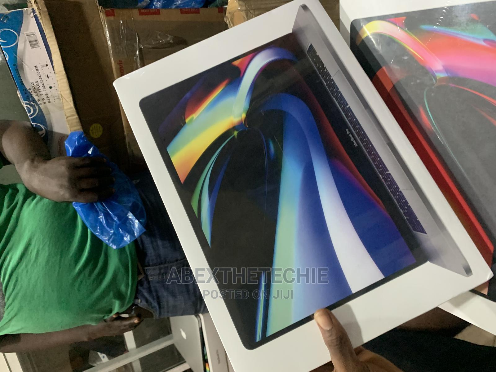 Archive: New Laptop Apple MacBook Pro 2019 32GB Intel Core I9 SSD 1T