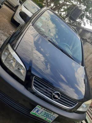 Opel Zafira 2003 Black   Cars for sale in Cross River State, Calabar