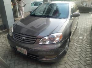 Toyota Corolla 2004 S Gray | Cars for sale in Lagos State, Ojodu